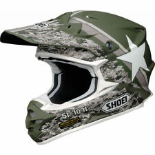 Shoei Off Road Matt Motorcycle Helmets