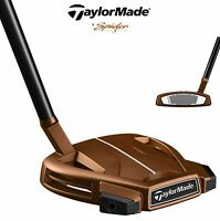 TaylorMade 2019 Spider X Copper Slant Neck Putter SuperStroke Grip All Sizes