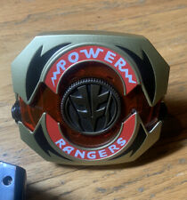 Mighty Morphin Power Rangers White / Green Ranger Legacy Morpher Electronic