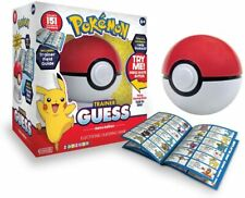 Pokémon Trainer Guess Electronic Guessing Game Kanto Edition Voice Recognition