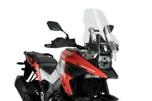 Puig Touring Screen Clear Suzuki DL 1050 & XT V-Strom 2020 - 2021