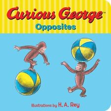 Curious Georges Opposites