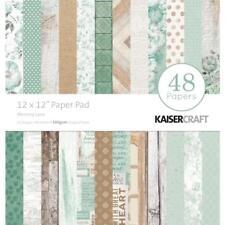 Kaisercraft Memory Lane Paper Pad 12x12 48 Pages - Nini's Things