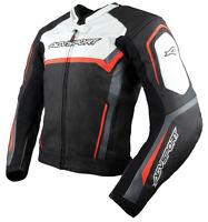 2019 AGVSPORT Podium Leather Motorcycle AGV Sport Jacket