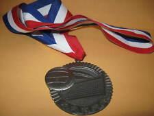 VOLLEYBALL medal on ribbon TEXAS FEST 2012 award