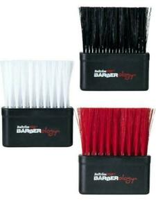 BaBylissPRO Barberology Neck Duster - Black/Red/White (Choose Color)