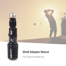 Golf Shaft Adapter Sleeve Tip 0.335 for Golf TaylorMade 2016 M1 M2 R15 DRIVER