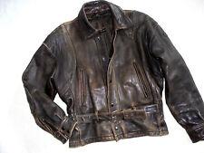Hein Gericke Damen Bikerjacke Motorradjacke Lederjacke Women Leatherjacket Gr S