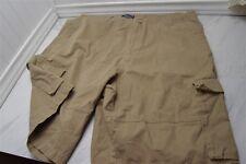 RIO Tan Cargo 40 Cotton Men's Shorts