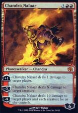 MTG 1x CHANDRA NALAAR - Jace vs. Chandra *Myth FOIL NM*