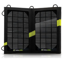 Goal Zero Nomad 7W Solar Panel Portable USB Cellphone Tablet Charger Rugged NEW