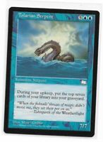 Magic the gathering ~ MTG ~ 1x Tolarian Serpent ~ Weatherlight ~ M/NM