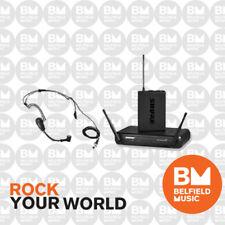 Shure SVX Wireless Microphone System Headset Headworn Mic - SVX14P31 558-570Mhz