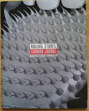 ♫ ROLLING STONES Voodoo Lounge 1994/95 Tour Book -  Large Format ♫