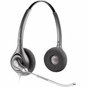 Plantronics H261 Supraplus Binaural Headset -  C/W FREE U10-P BOTTOM CABLE