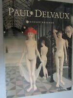 Paul Delvaux par Jacques Sojcher (Ars Mundi) Ref 8-2