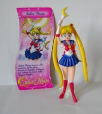 Introvabili Sailor Moon Serie completa dei 12 Figures Personaggi 3D in bustina