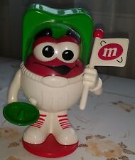 M&Ms Pink Spaceman candy dispenser Made in Filippines GmbH 41751 German