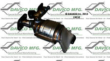 Catalytic Converter-Exact-Fit - Manifold Front Right Davico Exc CA 19232