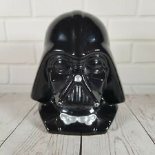 Vintage Darth Vader Star Wars Ceramic Moneybox Piggy Bank, 1996 Lucas Film
