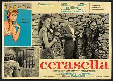 FOTOBUSTA 15, CERASELLA, MARIO GIROTTI-TERENCE HILL, A.PANARO, C.MORI, MATARAZZO