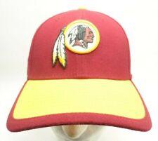 New Era 39THIRTY Washington Redskins Fitted Cap New Era Hat Red Cap