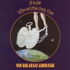 H to He, Who Am the Only One [Bonus Tracks] by Van der Graaf Generator (CD, May-2005, EMI Music Distribution)
