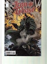 THE IRON GHOST #1,2,3,4,5,6 - CHUCK DIXON SCRIPTS IMAGE COMICS - 2005