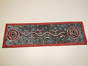 Richard Staines Authentic Collectable Aboriginal Art Certificate of Authenticity