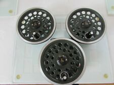 """A1 vintage shakespeare youngs beaulite salmon fly fishing reel 4.25"""" + 2 spools"""