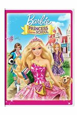 Barbie princess charm school (2011, dvd) brand new, sealed. Free Shipping