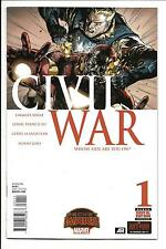 guerre civile#1(Marvel Secret Wars, septembre 2015), NM/M NEUF