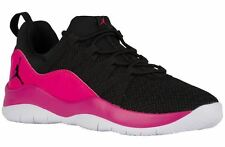 JORDAN DECA FLY GG 844371-009 BLACK VIVID PINK RUNNING Shoes/Sneakers  - UK 6