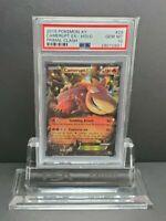 Pokemon 2015 XY Primal Clash Camerupt EX PSA 10 Gem Mint