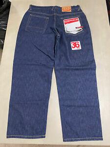 """Vintage Freshjive Skate Jeans 36"""" Baggy, Wide, Alien, Blind Droors"""