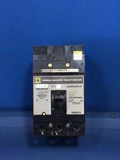 Square D Q232125H 125Amp 3Pole 240Volt Circuit Breaker