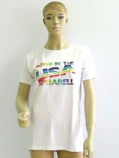 """T-SHIRT """" SHARELL """" BORN IN THE USA T. L NEUF PRIX BOUTIQUE 39 €"""