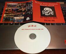 b&h social club cd new oi isd skinhead punk rock o rama rebelles rare 120/200