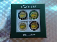 Masters Ball Markers Augusta National