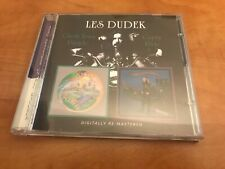 CD ALBUM 19T LES DUDEK GHOST TOWN PARADE / GYPSY RIDE DIGITALLY REMASTERED