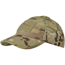 Helikon Tactical Mens Army Baseball Cap Folding Patrol Uniform Hat Camogrom Camo