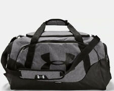 It is a new Under Armour Undeniable Duffle 3.0 Gym Bag Graphite & White medium