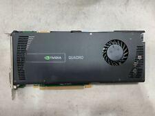 Nvidia Quadro 4000 2GB PCIe Workstation Graphics Card