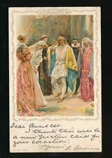 Literature SHAKESPEARE Much ado about nothing u/b PPC used 1900 faults