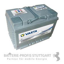 Varta Batterie DC AGM LAD60B Boote, Caravan, elektrische Antriebe 12V  60Ah