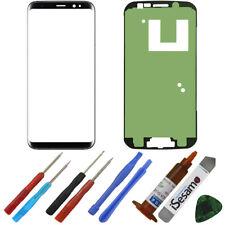 Front Ersatzglas für Samsung Galaxy S8 Plus Front Display Glas + UV LOCA KLEBER!