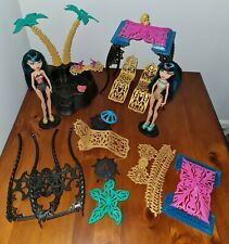 Mattell Monster High Doll Cleo de Nile 13 Wishes Desert Frights Oasis 2013 Y7716