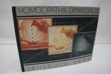 Dr. Madaus: Homöopathie Dr. Madaus & Co , Jahrbuch 1931