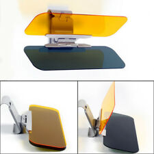 Day/Night Car Anti-Glare Flip Down Sun Visor Shield UV Block HD Driving Vision