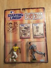 Reggie Jackson Don Drysdale 1989 Starting Lineup Sports Figures A'S Dodgers New